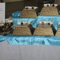 cibelli chocolates at Tanger Outlet Farmer's Market