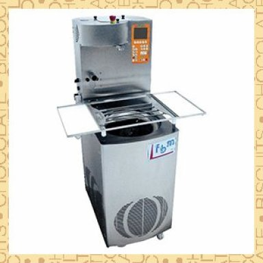 FBM UNICA - 25kg working bowl continuous tempering machine