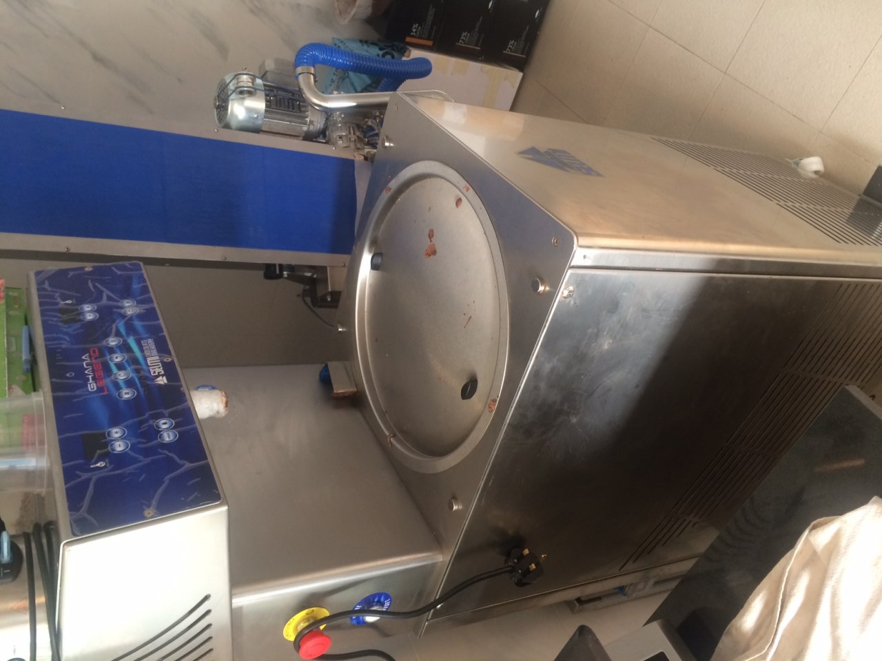 For Sale Selmi Tempering Machine And Enrobing Machine