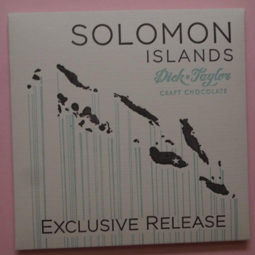 Dick Taylor Solomon Islands Guadalcanal Single Estate Elsie Vota 72%