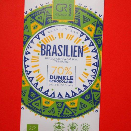 Georgia Ramon Brasilien Fazenda Camboa Trinitario 70%