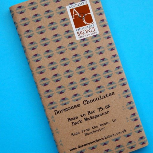 Dormouse Chocolates Madagascar 75,6%