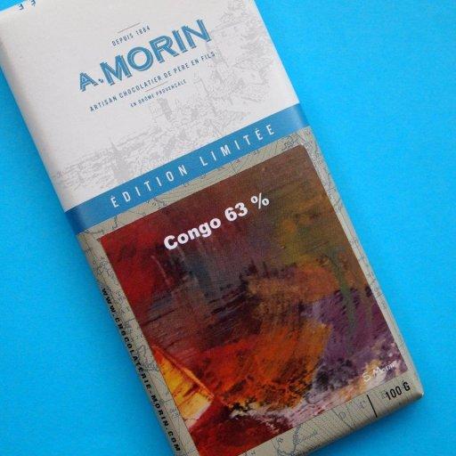 A. Morin Congo 63%
