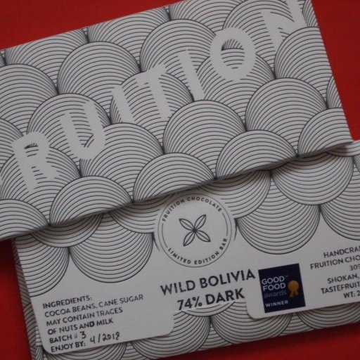Fruition Wild Bolivia 74%