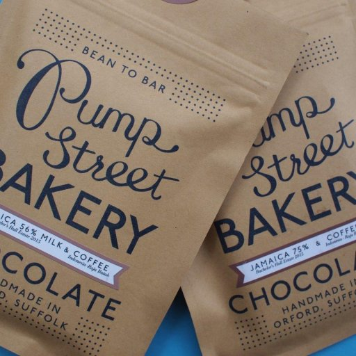 Pump Street Bakery Jamaica 56% Milk & Coffee and 75% Dark & Coffee