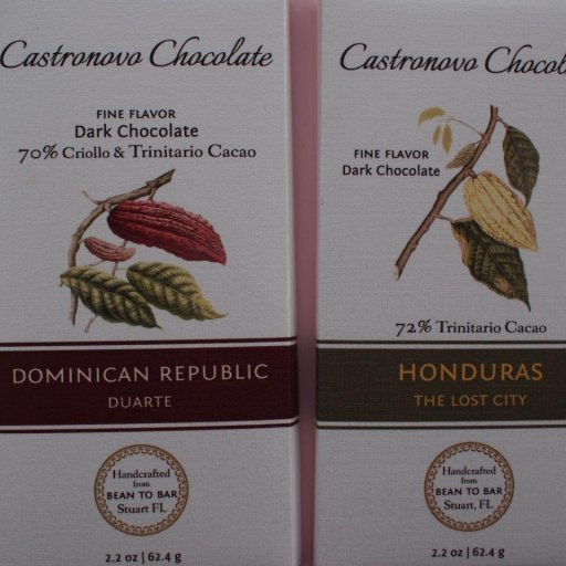 Castronovo Dominican Republic 70% and Honduras 72%