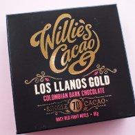 Willie's Cacao Los Llanos Colombia 70%