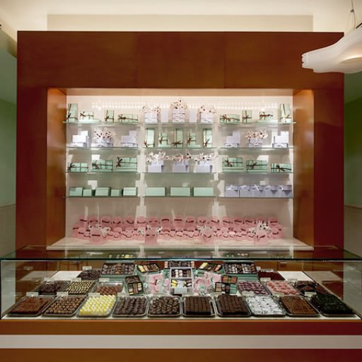 The Chocolate Counter at Sucre