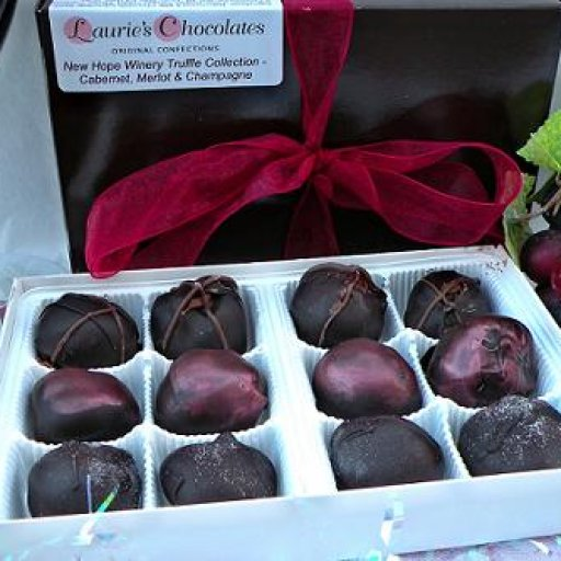 New Hope Winery Truffle Collection