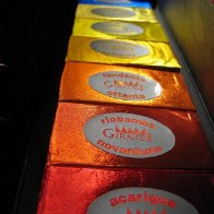 Giraudi origin chocolates