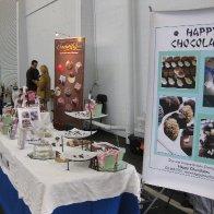 HAPPY CHOCOLATES IN SAN FRANCISCO 2009
