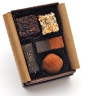 Tasters' 5 Piece Box - Inside