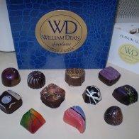 William Dean Chocolates- gorgeous and truly unique flavors