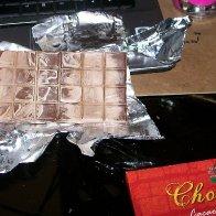 Milk Chocolate Bar from Chocol'ha (42% Cacao)