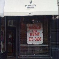 Schaeffen Berger Closed in NYC