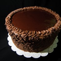 Seven Deadly Sins Chocolate Cake