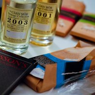 Choqoa's First Whisky and Chocolate Pairing