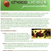 ChocoLicious hand out006