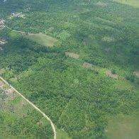 Aerial View of Baures
