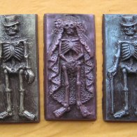 dia de los muertos chocolates