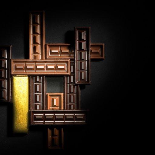 small bars of chocolate