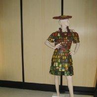 John Down's Chocolate Dress
