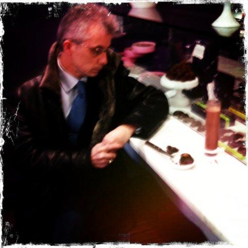 Stéphane Bonnat in NYC