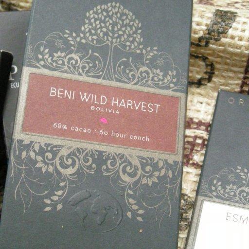 ORIGINAL BEANS: Beni Wild Harvest