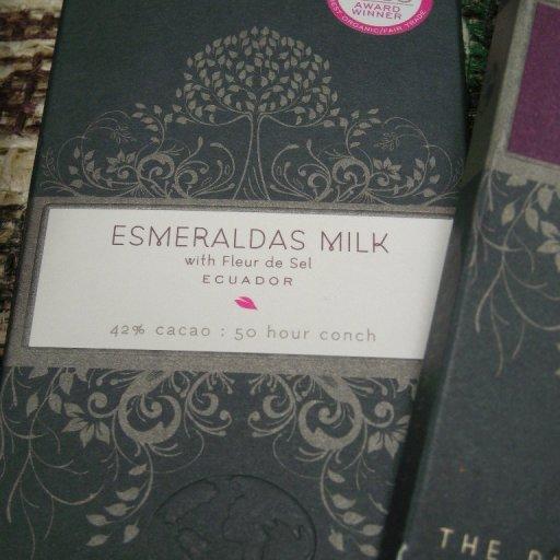ORIGINAL BEANS: Esmeraldas Milk 42%
