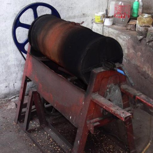 Barrel Cacao Roaster