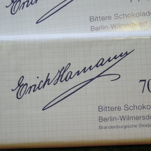 Erich Hannam: Bittere Chokoladen 70%