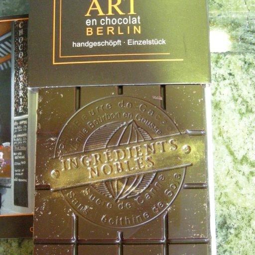 ART en chocolat BERLIN