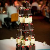Wedding Chocolate Tower