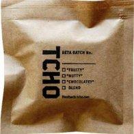 TCHO beta bar packaging