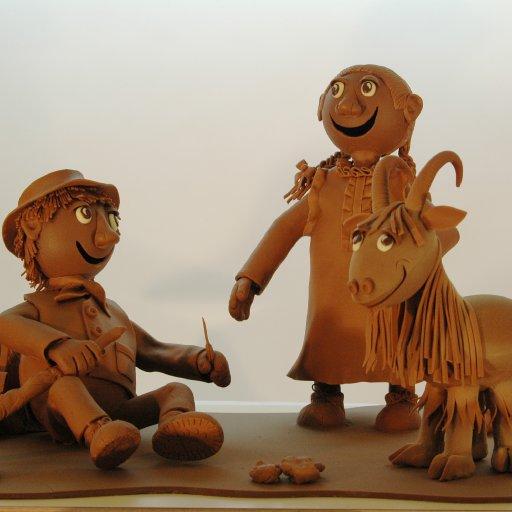 Heidi und de Geissepeter