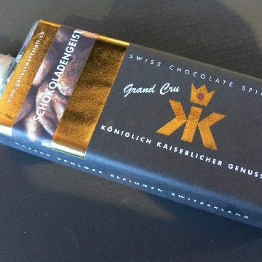 "Chocolate""essence"""