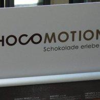Chocomotion shop sign