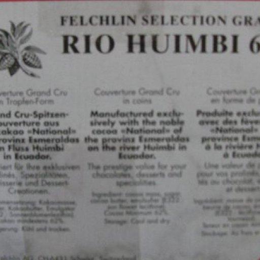 Grand Cru Rio Huimbri