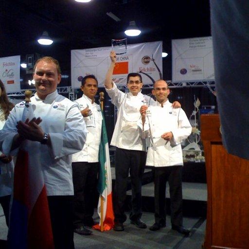 Team Mexico takes the Sportsmanship award