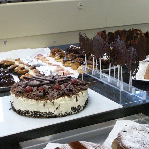 Chocolate patisserie course at Academy of Callebaut. Banbury, UK