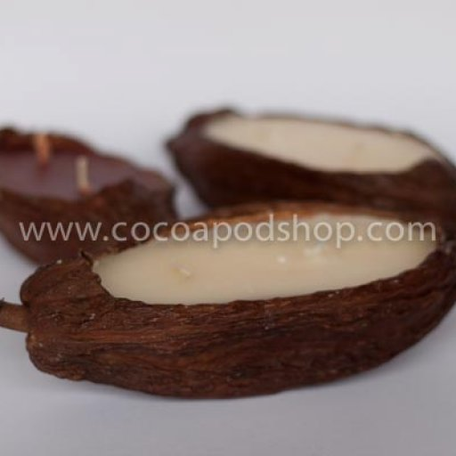 Cocoa Pod Candles