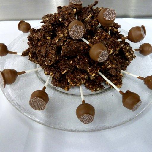 Nuts based chocolate workshop in Sheffield