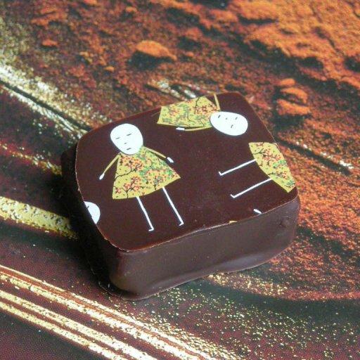 """Geerts Summer Collection of """"fine dark chocolates"""""""