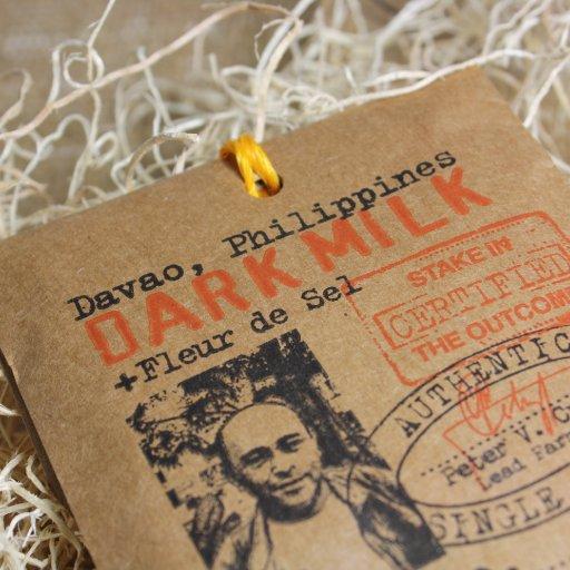 Askinosie Dark Milk Chocolate