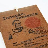 Tanzania Dark Chocolate Bar