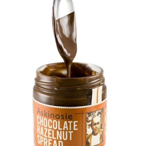 Hey, Hey Hazelnut! Chocolate Hazelnut Spread