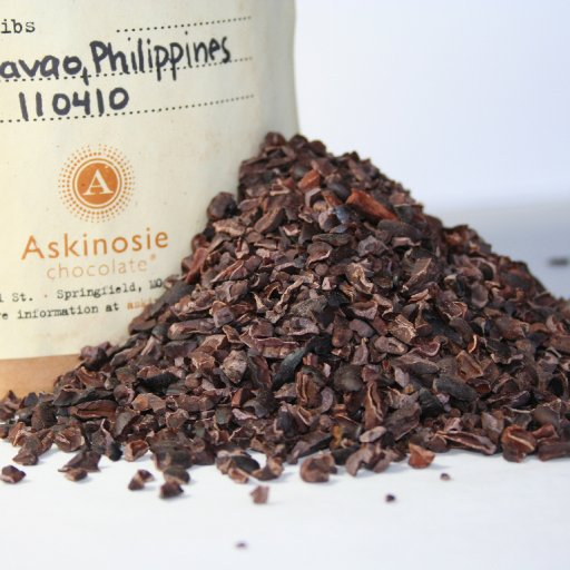Askinosie Roasted Cocoa Nibs