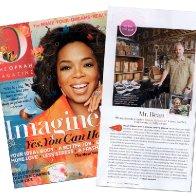 Askinosie featured in O, The Oprah Magazine