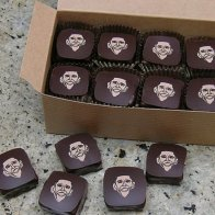 Obama Salted Caramels