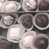Assortment of truffles & Creams